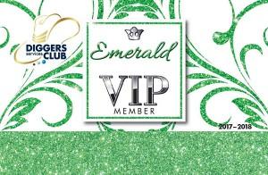 Emerald Loyalty VIP Member