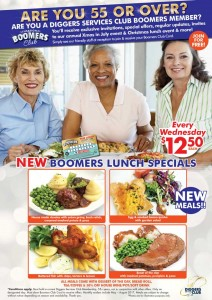 Boomers Meal Deal