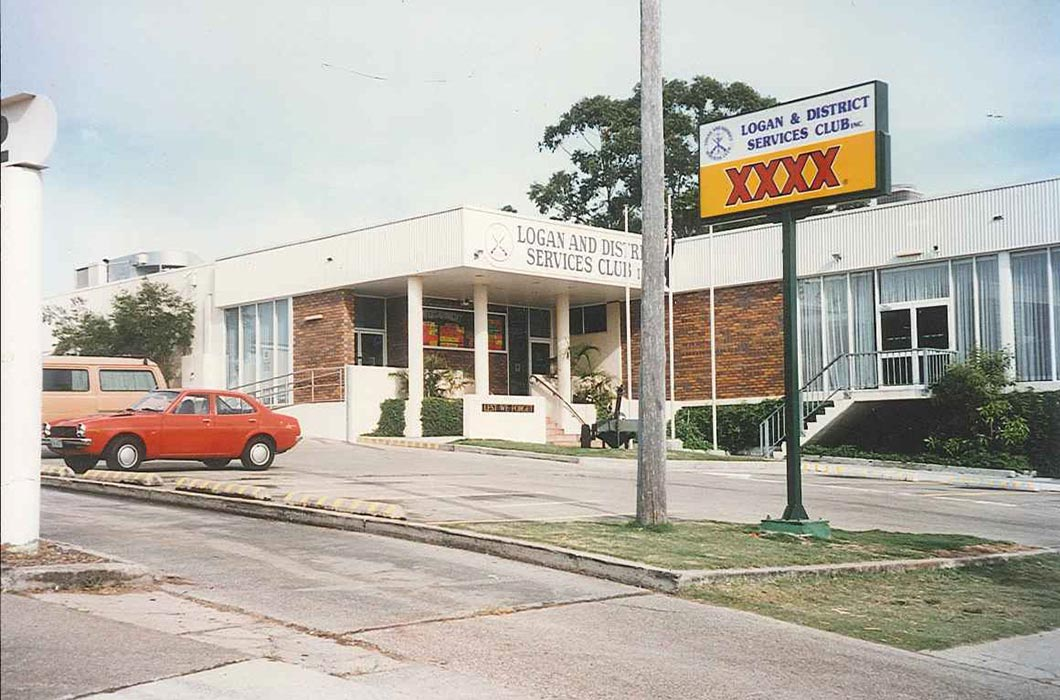 Diggers Services Club 1994
