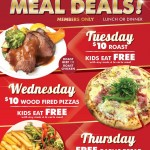 Weekly Meal Deals