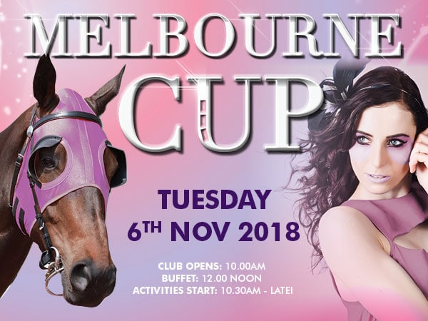 Melbourne Cup at Diggers Services Club