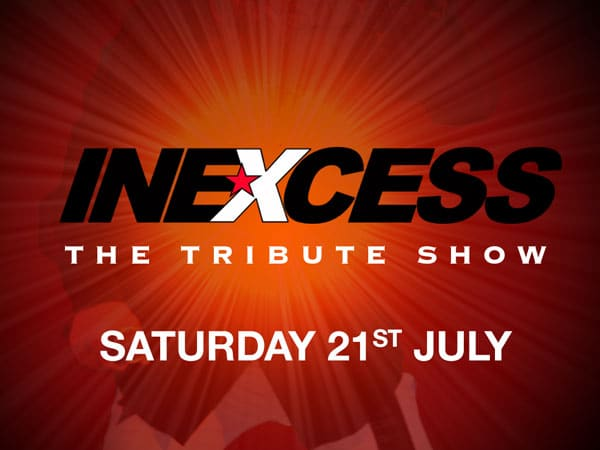 Australia's Premier Tribute to INXS