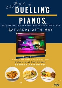 Buster's Duelling Pianos