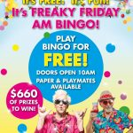 Friday Free Bingo and How to Play Bingo