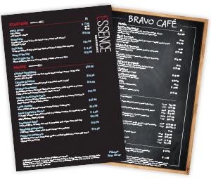 logan dinning menus